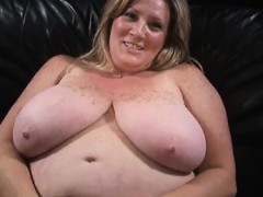 Heavy Chick Drilled In Her Twat