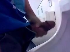 In public Bathrooms Grabbed 14