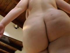 round-asses-with-buttplugs-compilation-video