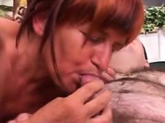 Mature couple fuck Marsha from 1fuckdatecom