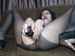 thai pornstar anal sex and cumshot