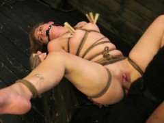 bdsm indignity for girl lily ligotage