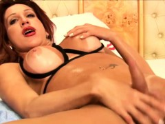 redhead-shemale-has-huge-balls-full-of-cum-but-micro-penis