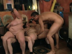 big orgy at bbw party