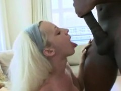 Big Bbc For Blonde Girl