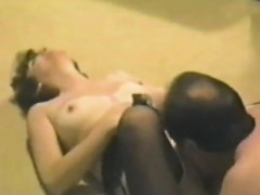 Girlfriend That Was Brunette Gets Fucked From Behind In Sex