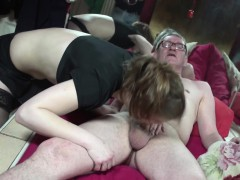 Real Amsterdam Prostitute Cumswapping