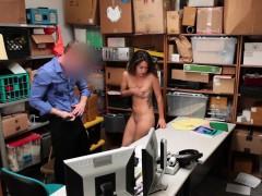 naughty woman gets jizzed
