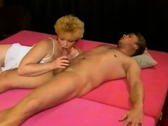 Mature 80s Babe Bounces Up And Dow Valeri From 1fuckdatecom