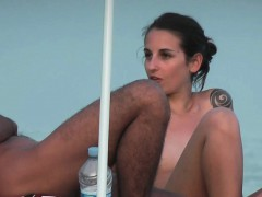 Nudist Beach Voyeur Vid