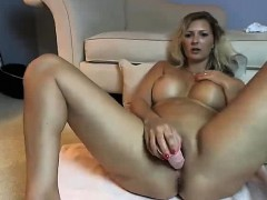 big-titty-milf-sucking-cock-on-webcam