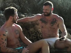muscle-gays-outdoor-and-cumshot