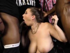 black-cock-slut-at-the-party