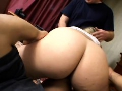pregnant-babe-takes-two-throbbing-cocks-in-bedroom