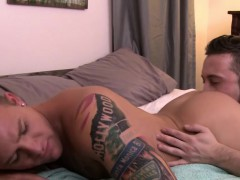 sexy-tattooed-hunk-getting-ass-hammmered-hard-by-friend