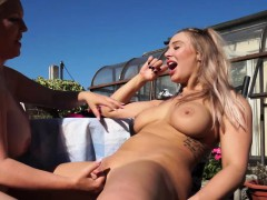 british-lesbian-housewife-has-sex-with-a-hot-young-babe