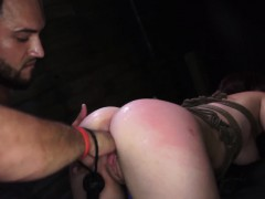 German Extreme Anal Helpless Teen Kaisey Dean Was On Her Way