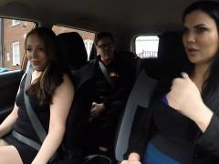 threesome-sex-in-fake-driving-school-car