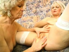 perfect body on this cute mature blond granny
