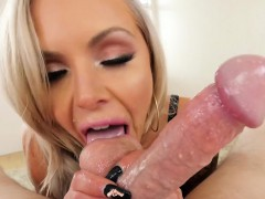 Dicksucking Milf Drools Over Cock In Pov