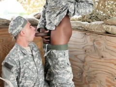 Army Men Peeing Video Gay Hot Crazy Troops!