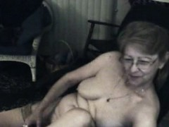 granny really enjoys shoving her toys in her old twat WWW.ONSEXO.COM