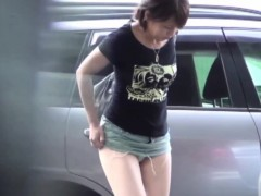 japanese-babe-watched-pee