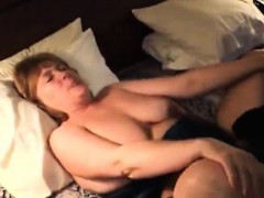 Hot Granny Fuck With A Bbc On Bed