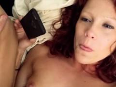 redhead-amateur-girlfriend-homemade-sex-pov