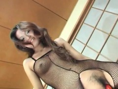 japanese cutie uses her twat for supplementary hard scenes