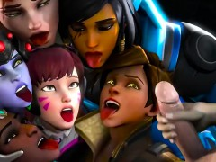 overwatch hentai music-video re-submitted