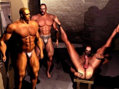 3d muscle boys sexy sexual fantasies!