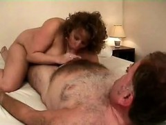 Fat As She Rides And Sucks