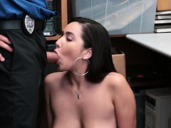 Thief Karlee Grey Pounded By Lp Officer