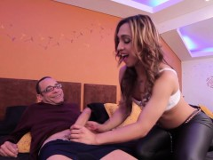 Transsexual Prostitute Irina Chanell Fucked