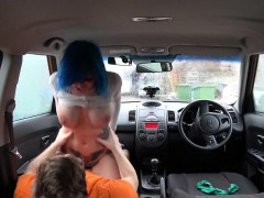 fake-driving-school-instructor-cums-on-pussy-after-anal