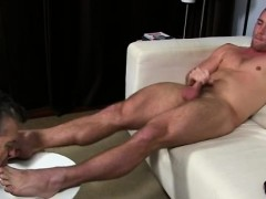 Erotic Gay Bare Foot Stories Scott Has A New Foot Slave