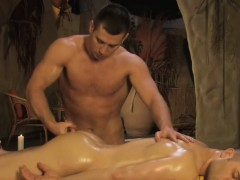 Relaxing Anal Massage For Boys