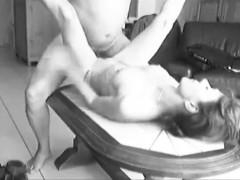 slut-granny-elisabeth-bernard-licked-fucked-on-table-spy
