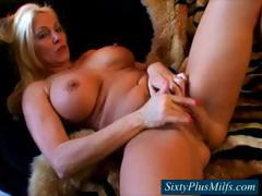 gilf-with-big-firm-breasts-fingering