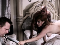 cheating-wife-sucks-bbc-while-husbands-tiedup