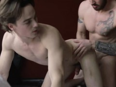 Mark Long And Justin Owen Fucking Deeply And Blowing Dick