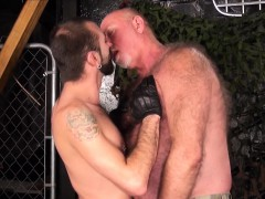 asslicking-silver-bear-takes-cum-in-mouth