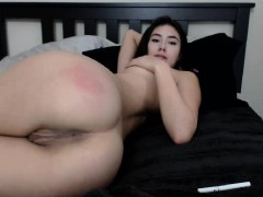 latina-rubia-solo-masturbation