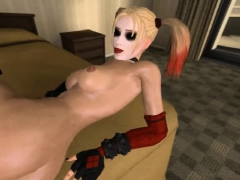 Batman Harley Quinn 3d Sex Compilation Part 10