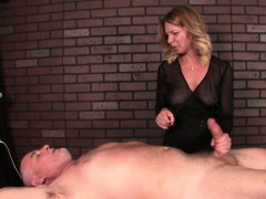 Mature Masseuse Dominates Her Clients Dick