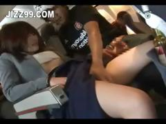 cute-teen-gagged-to-geek-on-plane