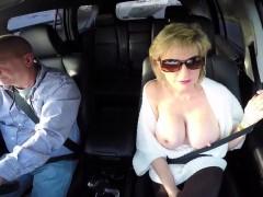 Unfaithful English Mature Lady Sonia Showcases Her Huge Titt