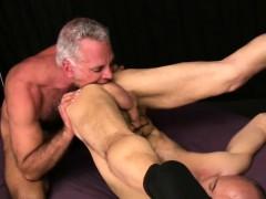 Horny Gay Jock Gets Rim