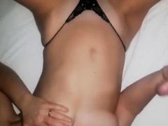 Girl In Thong Fucked Hardcore